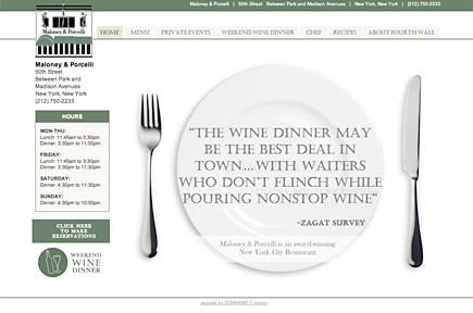 Screenshot: maloneyandporcelli.com
