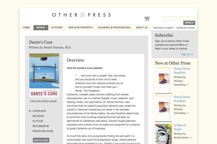 Screenshot: otherpress.com